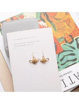Magic Lamp Styled Earring by Kokyu
