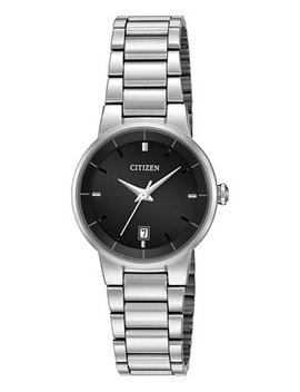 Women's Stainless Steel Bracelet Watch 27mm Eu6010 53 E by Citizen