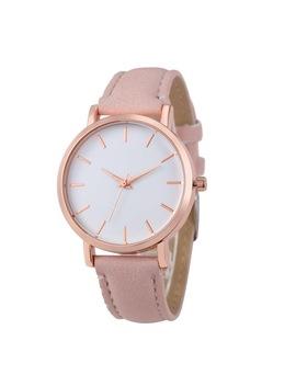 Fashion Watches Women Leather Stainless Men Women Steel Analog Quartz Wrist Watch Dropshipping    by Aimecor
