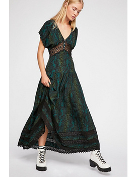 Prairie Flower Maxi Dress by Free People