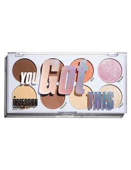 Obsession You Got This Face Palette by Mr Mkeup Obsession