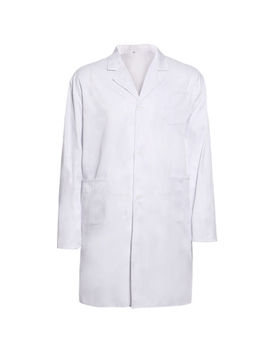 Unisex Lab Coat Men Ladies Medical Clinic Healthcare Vet Scientist Doctor Au by Unbranded