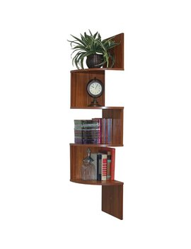 Mercury Row Corner Shelf & Reviews by Mercury Row