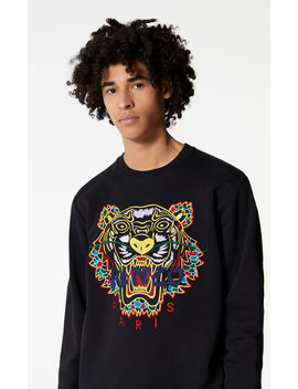 'dragon Tiger' Sweatshirt by Kenzo