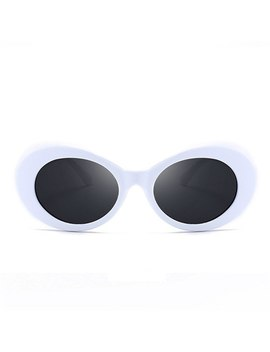 Uvlaik Men Women Clout Goggles Glasses Uv400 Mirrored Nirvana Kurt Cobain Sunglasses Classic Fahion Female Male Sun Glasses by Uvlaik