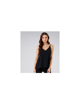 Karima Deep V Cami Top by Forever New