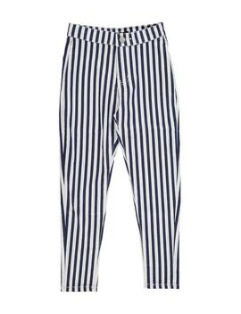 Girls Stripe Skinny Jean by Boohoo