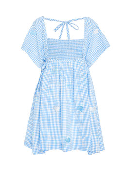 Farmer Smock Cotton Dress by Innika Choo