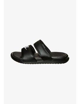 Benassi Duo Ultra Slide   Mules by Nike Sportswear