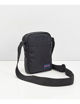 Jan Sport Weekender Black Crossbody Bag by Jansport
