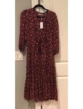Nwt   Ulla Johnson Clementine Midi Dress  Size 0 by Ulla Johnson