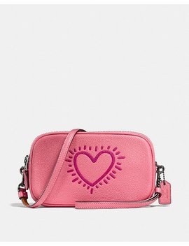 Coach X Keith Haring Crossbody Clutch by Coach