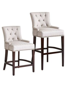 Ava Flax Counter & Bar Stool by Pier1 Imports