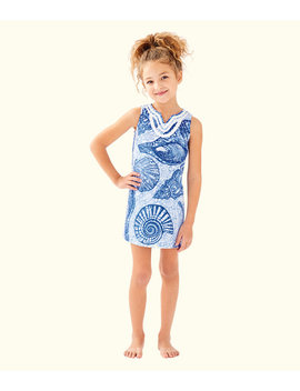 Girls Mini Harper Shift by Lilly Pulitzer