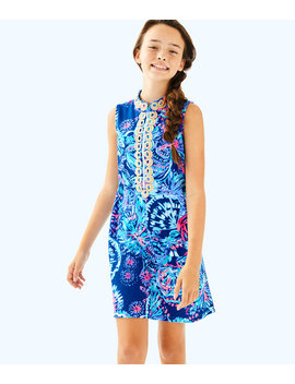 Girls Mini Jane Shift by Lilly Pulitzer