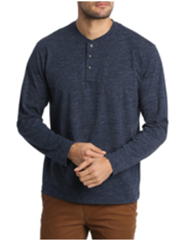 Silver Star Long Sleeve Tee by Reserve