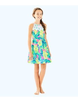 Girls Little Kinley Dress by Lilly Pulitzer