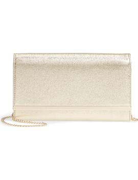 Metallic Bar Clutch by Nordstrom