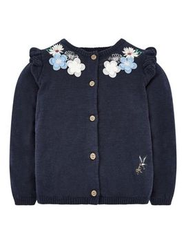 Mini Club Bows & Arrows Cardi by Mini Club