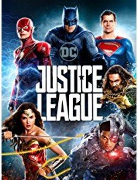 Justice League by Warner Bros.