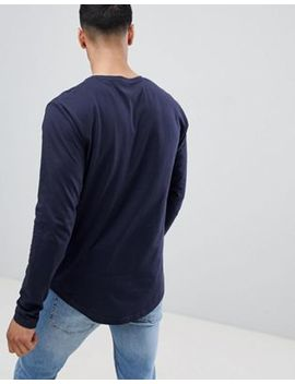 Only & Sons Long Lined Top by Only & Sons