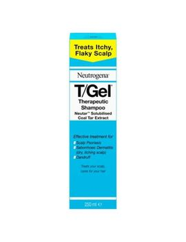 Neutrogena T/Gel Therapeutic Shampoo 250ml by Neutrogena T/Gel