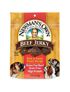 Newman's Own Jerky Treat (Beef & Sweet Potato)   5oz by Shop All Newman's Own