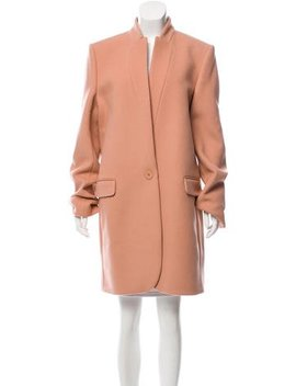 Stella Mc Cartney Bryce Wool Coat W/ Tags by Stella Mc Cartney
