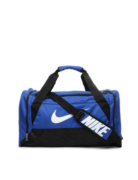 Nike Blue Brasilia 6 Medium    Training  Duffle Bag by Nike