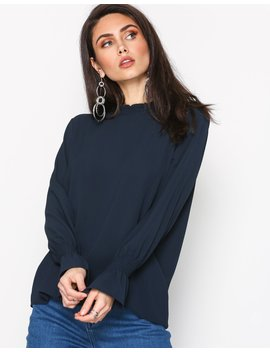 Jdybowy L/S Smock Blouse Wvn by Jacqueline De Yong