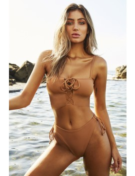 Bronzed Beauty Bikini Bottoms by Windsor