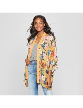 Women's Floral Robe Kimono   Xhilaration™ by Shop All Xhilaration™