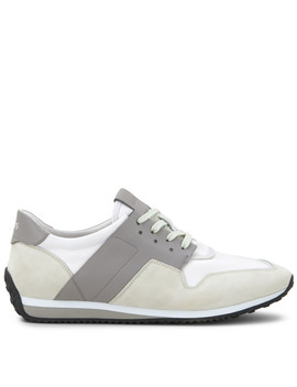 Sneakers In Suede And High Tech Fabric by Tod's