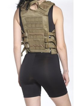 Tactical Vest by Frankie.