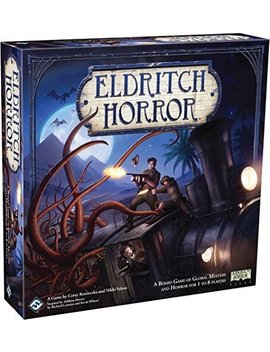 Fantasy Flight Games Eldritch Horror by Fantasy Flight Games