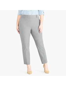 Effortless Slim Crop Pant by J.Crew