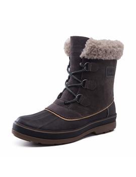 Globalwin Men's Waterproof Winter Boots by Global Win