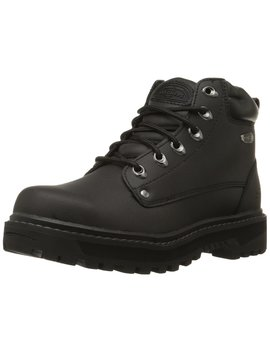 Skechers Men's Pilot Utility Boot by Skechers