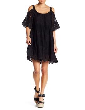 Jeanne Lace Detailed Dress by Muche Et Muchette