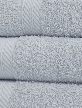 Pure Cotton Towel Bale by Marks & Spencer