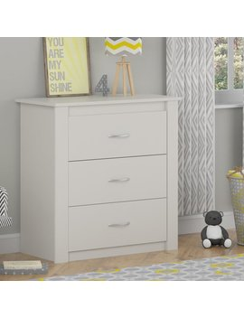 Viv + Rae Avis 3 Drawer Dresser & Reviews by Viv + Rae