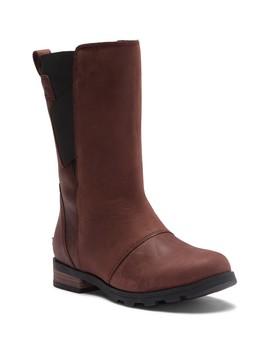 Emelie Waterproof Mid Redwood Boot by Sorel
