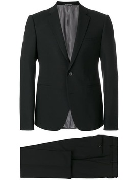 Slim Fit Two Piece Suit by Emporio Armani