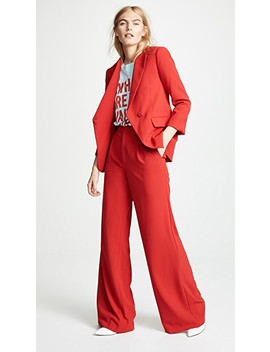 Eric High Waisted Pants by Alice + Olivia