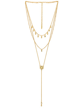 The Sunburst Lariat by Luv Aj