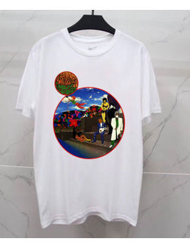 Prince – Around The World In A Day T Shirt by Gildan