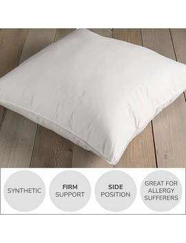 Dorma Continental Firm Support Pillow by Dunelm