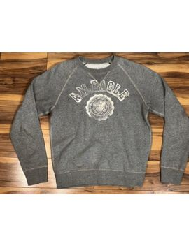 American Eagle Outfitters Gray Mens Small Sweatshirt by American Eagle Outfitters