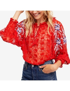 Nwt Free People Jubilee Top   Nwt by Free People