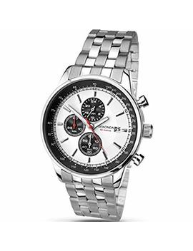 Sekonda Men's Chronograph Watch With Stainless Steel Bracelet 1048 by